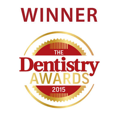 Dentistry Awards 2015 Winner